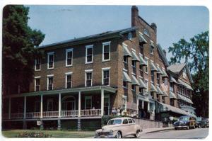 VT - Middlebury. Middlebury Inn.    *RPO- Burlington & Troy RR