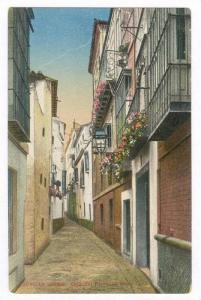 Sevilla antigua. Calle del Barrio de Santa Cruz, Spain, 00-10s