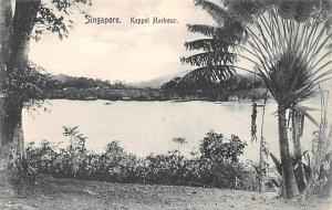 Singapore Keppel Harbour  Keppel Harbour