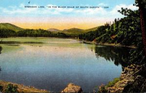 South Dakota Black Hills Sheridan Lake