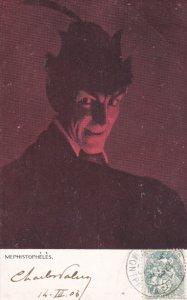 TUCK , PU-1903; Mephistopheles