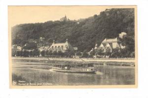 Kursaal Et Bateau Pour Touristes, Namur, Belgium, 1900-1910s