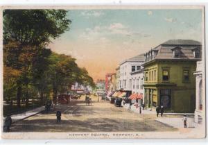 Newport Square, Newport RI
