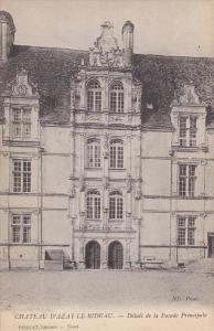 Chateau, AZAY-LE-RIDEAU (Indre et Loire), France, 1900-1910s