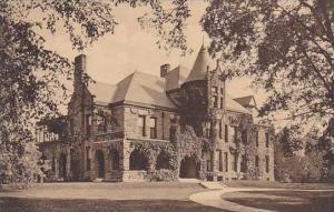 Wisconsin Menomonie Paul C Wilson Residence