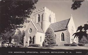RP, Ivie Memorial Episcopal Church, Bethlehem, New Hampshire, 1930-1950s