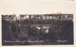 RP: Bird's Eye view of SHAUVILLE , Quebec , Canada , 1910s