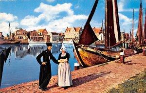 Volendam Holland Unused