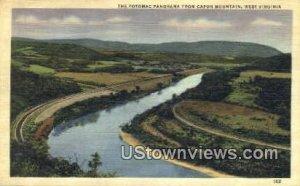 Potomac - Capon Mountain, West Virginia