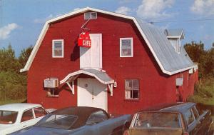 Kimberling City MO 1970s Station Wagon w/KFC Sticker~Red Barn Cafe