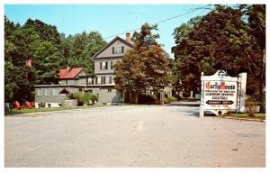 Connecticut  Woodbury  Curtis House ,  Restaurant and Inn
