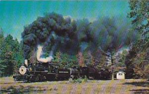 Reader Railroad Prairie Locomotive No 108 At Ames Arkansas November 1969