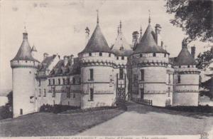 France Chateau de Chaumont Porte de'Entree