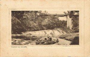 Indonesia Gezicht bij Malang 04.76