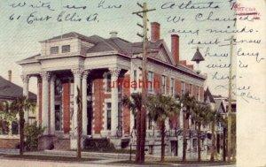 PRE-1907 ELKS CLUB, JACKSONVILLE, FL 1907