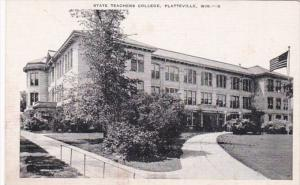 Wisconsin Platteville Sate Teachers College