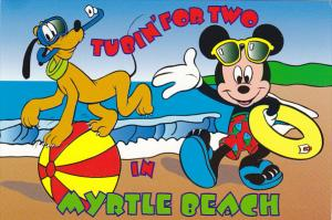 Disney Company Tubin' For Two In Myrtle Beach