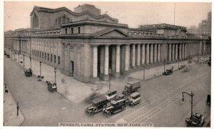13288 Pennsylvania Station, New York City 1924