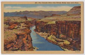 Colorado River from Navajo BridgeBig Rock Candy Mt. UT