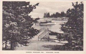 Maine Newagen Harbor Hewagen Inn Group Albertype