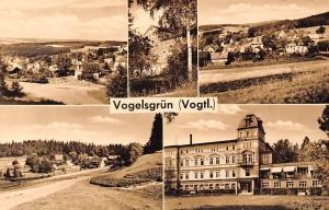 Vogelsgruen Vogtl. Gesamtansicht General view Panorama