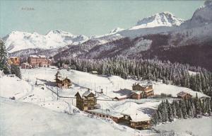 Arosa , district of Plessur, canton of Graubünden , Switzerland , 00-10s