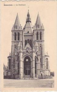 Belgium Bonsecours La Basilique