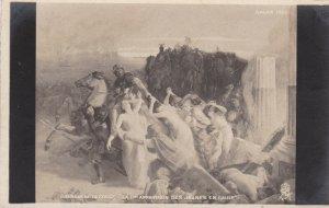 RP: Salon 1905 ; Coessin De La Fosse; TUCK Seris I. No. 5247