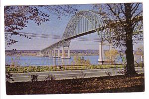 Miramichi Centennial Bridge, Chatham, New Brunswick, Photo Chuck Dewey