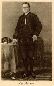 Roger Sherman - Signer of four fundamental American Documents