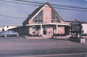 Motel Dequin Inc, Alma, Quebec, Canada, UP-1983