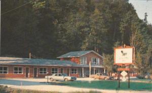 HOPE, British Columbia, Canada, 1940-1960´s; Conestoga Inn Motel, Hope-Princ...