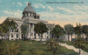MONTGOMERY , Alabama , 1900-10s; Alabama State Capitol