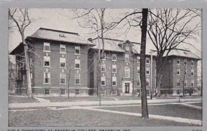 Indiana Franklin Girls Dormitory Franklin College