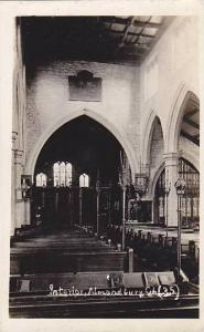 RP; Interior Almondbury Church, Yorkshire, England, United KIngdom, 10-20s