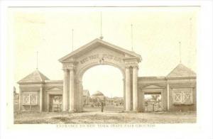 Entrance,  New York State Fair, 00-10s SYRACUSE