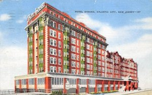 Hotel Strand in Atlantic CIty, New Jersey