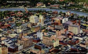 Dayton, Ohio Dayton OH 1948