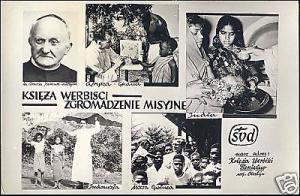 poland, Divine Word Missionaries 50s Mission Esperanto