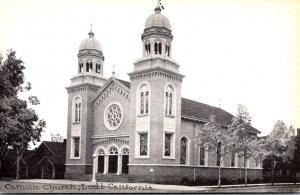 California Lodi Catholic Church
