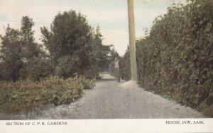 MOOSE JAW , Saskatchewan , Canada , 00-10s ; C.P.R. Gardens
