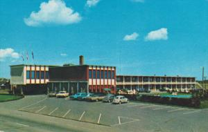 Hotel Motel Le Dauphin, Drummondville, Province of Quebec, Canada, PU-1988