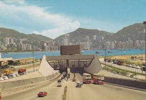 China (Hong Kong) , Harbour Tunnel to Kowloon , 50-70s