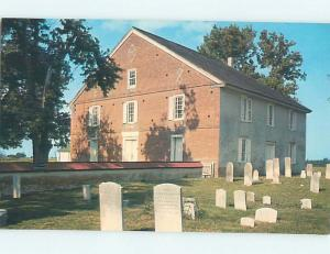 Pre-1980 GRAVESTONES AT FREDERICA CHURCH Milford - Dover Delaware DE L3568@