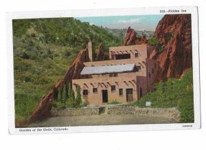 The Hidden Inn Garden of the Gods Colorado Springs Colorado