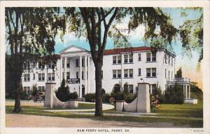 Georgia Perry New Perry Hotel 1930
