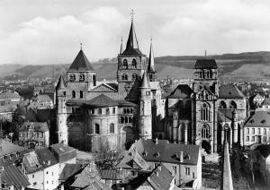 Trier Mosel Cathedral and Church of Our Virgin Dom und Leibfrauenkirche