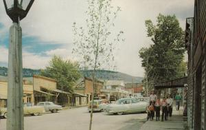 VIRGINIA CITY , Montana ; 50-60s ; Fairweather Hotel on Wallace Street