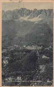 Hungerburgbahn u. Nordkettenbahn, Innsbruck (Tyrol), Austria, 1900-1910s