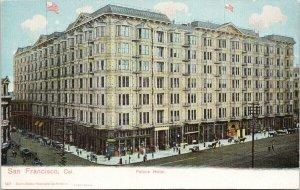 Palace Hotel San Francisco CA Unused Charles Weidner Postcard G12